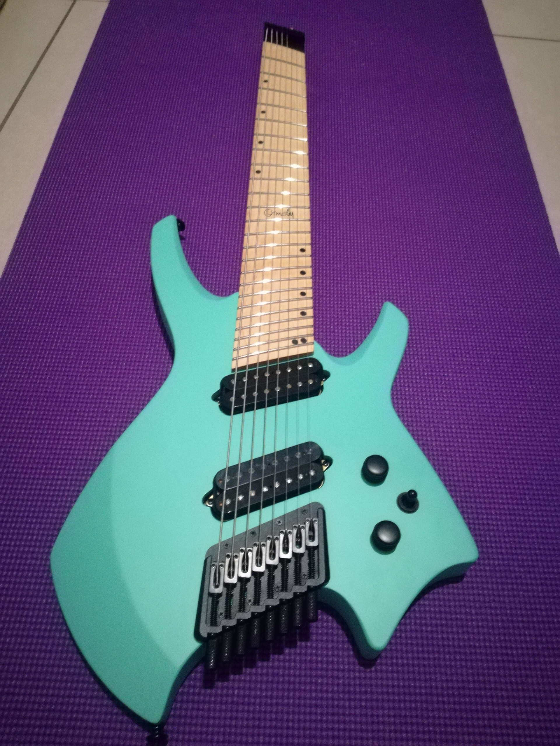 djent headless 8 string south africa